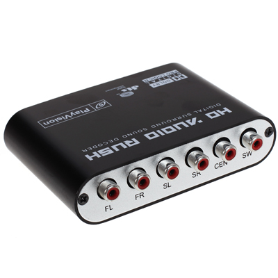 5.1 RCA Digital Audio Decoder