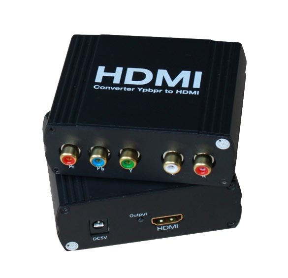 Yprpb to HDMI Converter