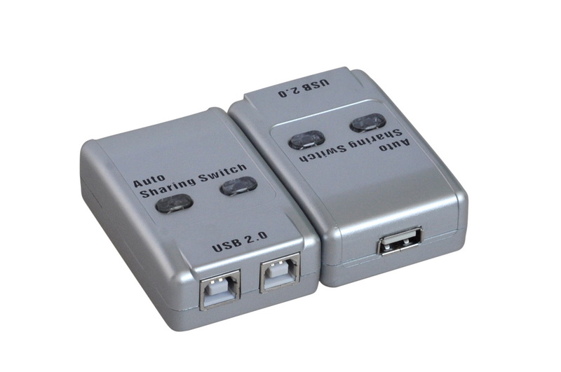 2 Port USB equipment sharing