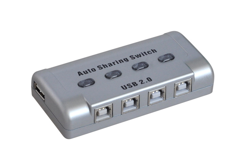 4 Port USB equipment sharing