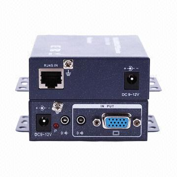 100M Adaptive VGA Audio CAT5 Extender (No Adaptive)