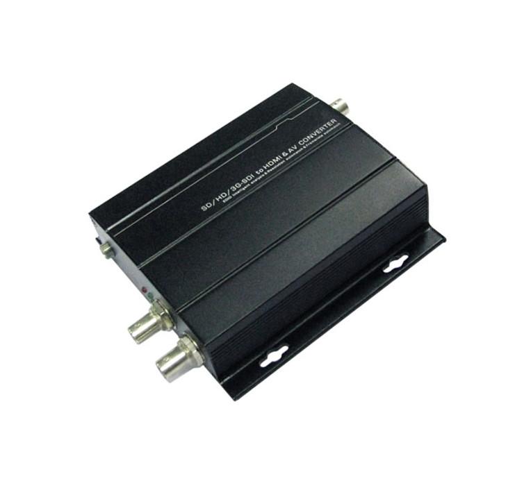 SDI to HDMI&AV Converter