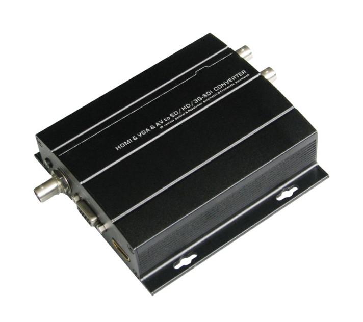 HDMI&VGA&AV to SDI Converter