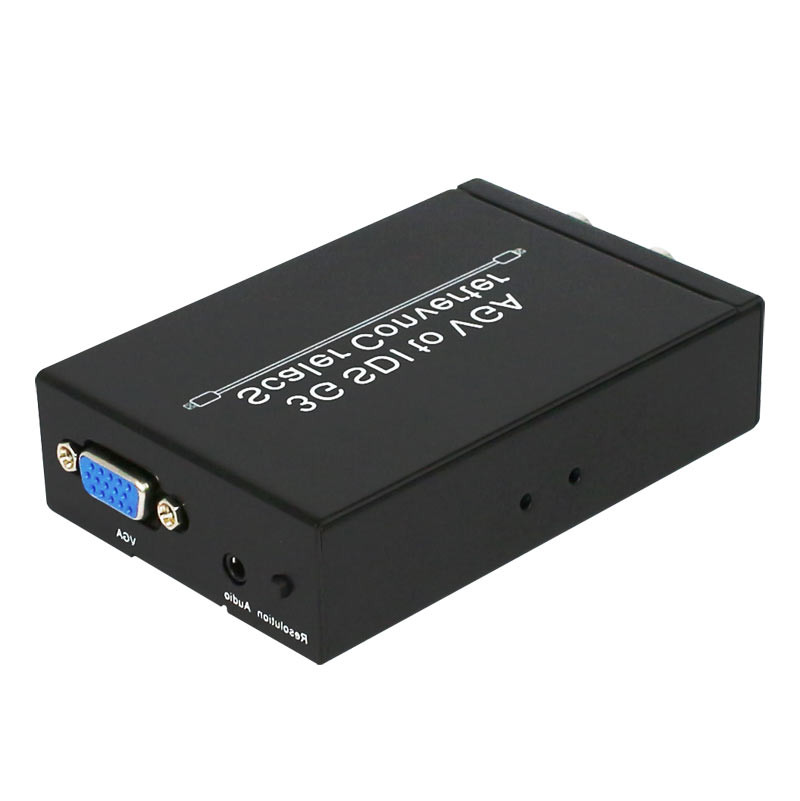 SDI to VGA Scaler Converter