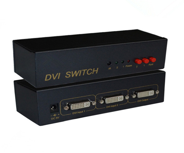 DVI switch  2x1