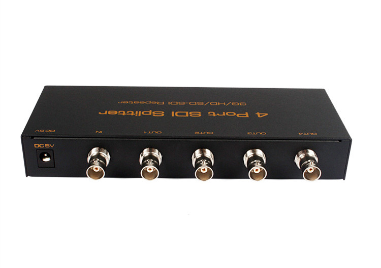 4 Port SDI Splitter